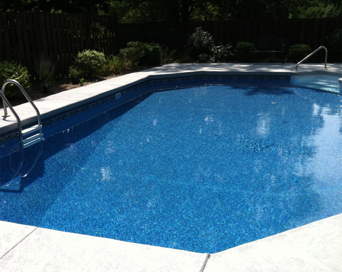 Residential Liner Replacement Si Pool Care