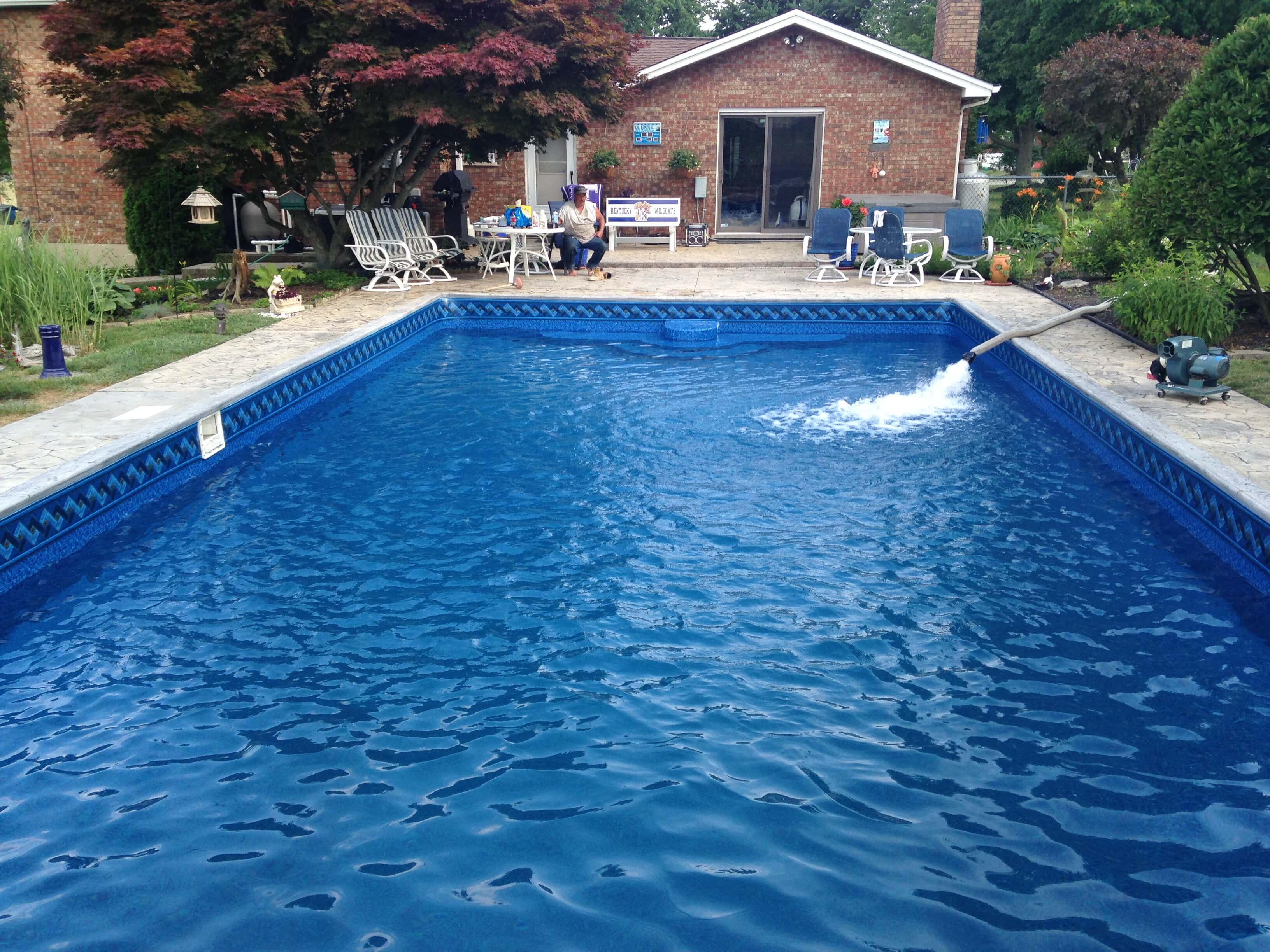 Liner Replacement Si Pool Care
